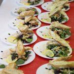Rillettes de saumon et ses toasts - Mesclun